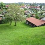 German community vegetable gardens